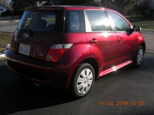 Photo Image Gallery & Touchup Paint: Scion XA in Salsa Red Pearl  (363)  YEARS: 2006-2006
