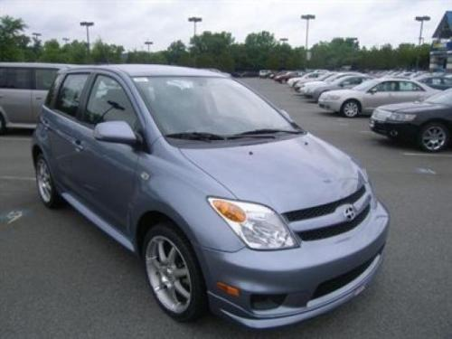 Photo Image Gallery & Touchup Paint: Scion XA in Stingray Metallic   (8T4)  YEARS: 2006-2006