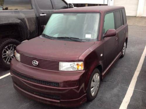 Photo Image Gallery & Touchup Paint: Scion XB in Black Cherry Pearl  (3P2)  YEARS: 2004-2006