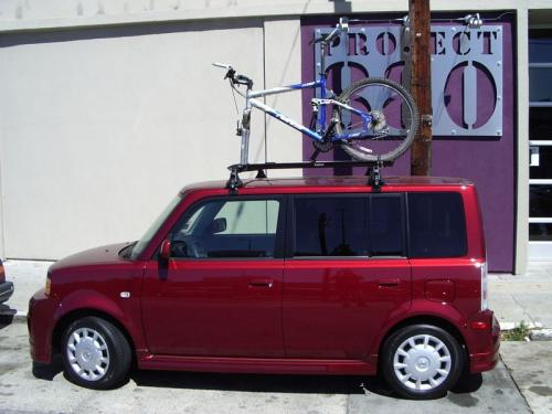 Photo Image Gallery & Touchup Paint: Scion XB in Salsa Red Pearl  (3Q3)  YEARS: 2006-2006