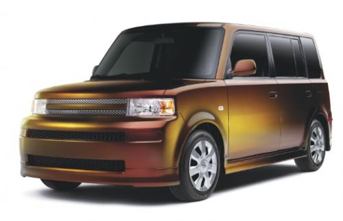 ImportArchive / Scion xB 2004‑2006 Touchup Paint Codes and ...
