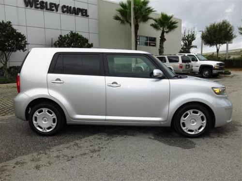 Photo Image Gallery & Touchup Paint: Scion XB in Classic Silver Metallic  (1F7)  YEARS: 2008-2015
