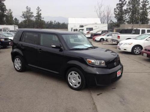Photo Image Gallery & Touchup Paint: Scion XB in Black Sand Pearl  (209)  YEARS: 2008-2015