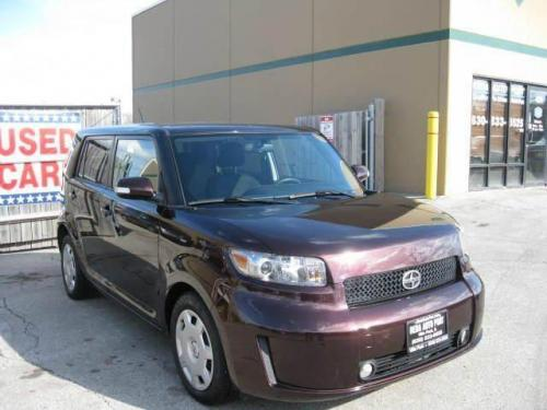 Photo Image Gallery & Touchup Paint: Scion XB in Blackberry Crush Metallic  (3N0)  YEARS: 2008-2009