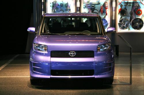Photo Image Gallery & Touchup Paint: Scion XB in Murasaki    (9AD)  YEARS: 2010-2010