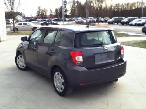 Photo Image Gallery & Touchup Paint: Scion XD in Magnetic Gray Metallic  (1G3)  YEARS: 2008-2014