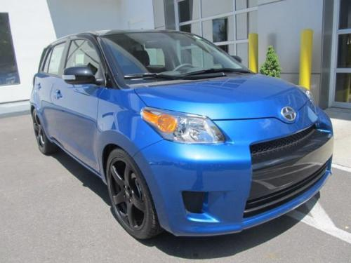 Photo Image Gallery: Scion XD in Black Sand On Blue (2KZ)  YEARS: -