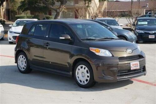 Photo Image Gallery & Touchup Paint: Scion XD in Xpresso    (4T7)  YEARS: 2011-2011
