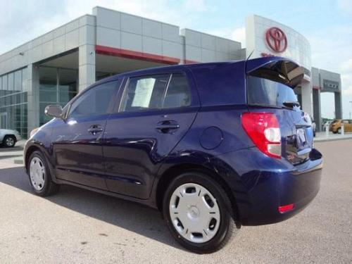 Photo Image Gallery & Touchup Paint: Scion XD in Nautical Blue Metallic  (8S6)  YEARS: 2008-2014