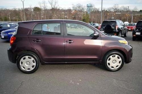 Photo Image Gallery & Touchup Paint: Scion XD in Black Currant Metallic  (9AH)  YEARS: 2010-2014