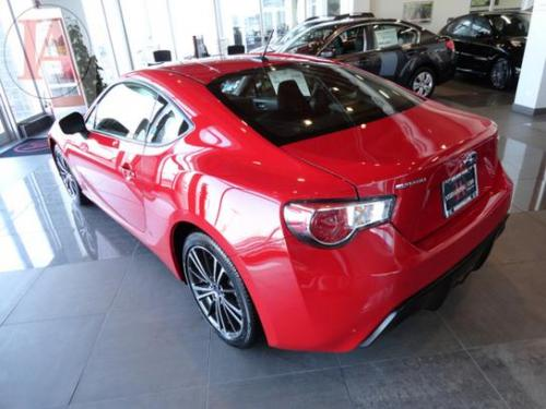 Photo Image Gallery & Touchup Paint: Subaru Brz in Lightning Red   (C7P)  YEARS: 2013-2015