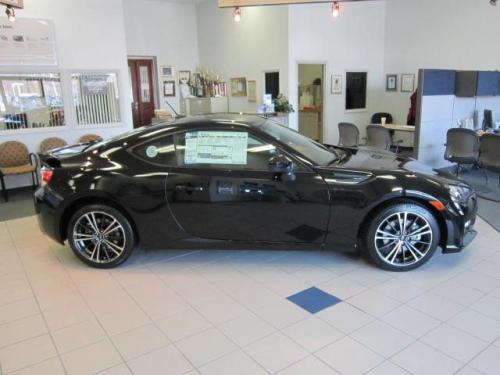 Photo Image Gallery & Touchup Paint: Subaru Brz in Crystal Black Silica  (D4S)  YEARS: 2013-2018