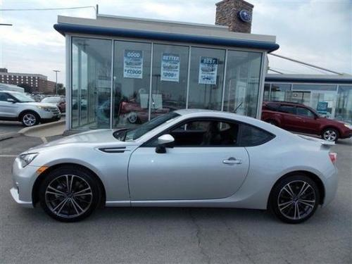 Photo Image Gallery & Touchup Paint: Subaru Brz in Sterling Silver Metallic  (D6S)  YEARS: 2013-2014