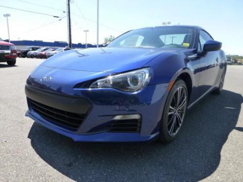 Photo Image Gallery & Touchup Paint: Subaru Brz in Galaxy Blue Silica  (E8H)  YEARS: 2013-2013