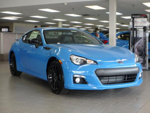 Photo Image Gallery & Touchup Paint: Subaru Brz in Hyper Blue   (M3Y)  YEARS: 2016-2016