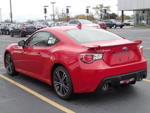 Photo Image Gallery & Touchup Paint: Subaru Brz in Pure Red   (M7Y)  YEARS: 2016-2018