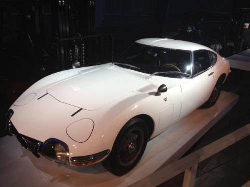 Photo Image Gallery & Touchup Paint: Toyota 2000gt in Pegasus White   (T2309)  YEARS: 1969-1969