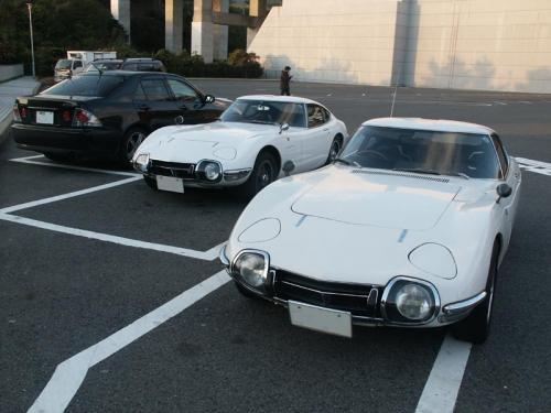 Photo Image Gallery & Touchup Paint: Toyota 2000gt in Pegasus White   (T3223)  YEARS: 1969-1969