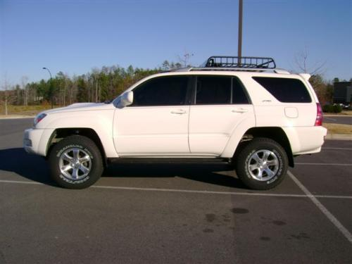 Photo Image Gallery & Touchup Paint: Toyota 4runner in Natural White   (056)  YEARS: 2003-2009