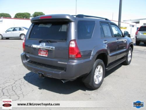 Photo Image Gallery & Touchup Paint: Toyota 4runner in Galactic Gray Mica  (1E9)  YEARS: 2003-2009