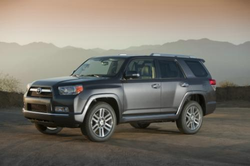 Photo Image Gallery & Touchup Paint: Toyota 4runner in Magnetic Gray Metallic  (1G3)  YEARS: 2010-2017