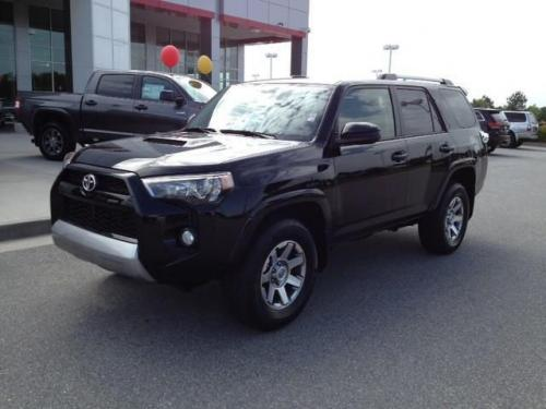 Photo Image Gallery & Touchup Paint: Toyota 4runner in Black    (202)  YEARS: 2010-2014