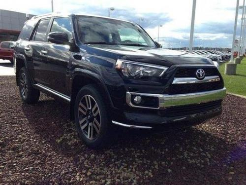 Photo Image Gallery & Touchup Paint: Toyota 4runner in Attitude Black Metallic  (218)  YEARS: 2015-2015