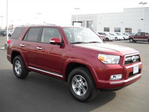 Photo Image Gallery & Touchup Paint: Toyota 4runner in Salsa Red Pearl  (3Q3)  YEARS: 2010-2013