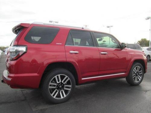 Photo Image Gallery & Touchup Paint: Toyota 4runner in Barcelona Red Metallic  (3R3)  YEARS: 2014-2017