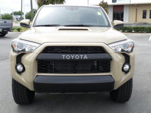 Photo Image Gallery & Touchup Paint: Toyota 4runner in Quicksand    (4V6)  YEARS: 2016-2016