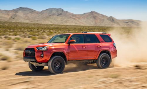 Photo Image Gallery & Touchup Paint: Toyota 4runner in Inferno    (4X0)  YEARS: 2015-2015