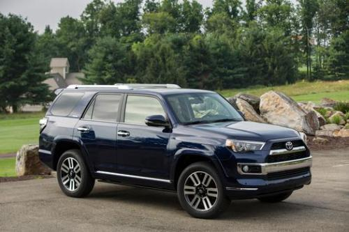 Photo Image Gallery & Touchup Paint: Toyota 4runner in Nautical Blue Metallic  (8S6)  YEARS: 2014-2017