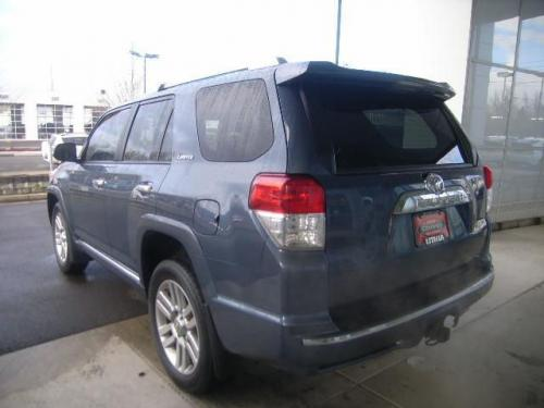 Photo Image Gallery & Touchup Paint: Toyota 4runner in Shoreline Blue Pearl  (8V5)  YEARS: 2010-2013