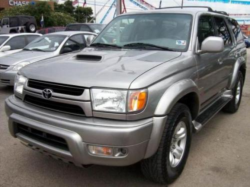 Photo Image Gallery & Touchup Paint: Toyota 4runner in Thundercloud Thundercloud   (KF9)  YEARS: 2001-2002