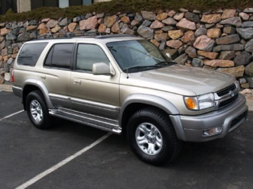 Photo Image Gallery & Touchup Paint: Toyota 4runner in Doradogold Thundercloud   (KG5)  YEARS: 2001-2002