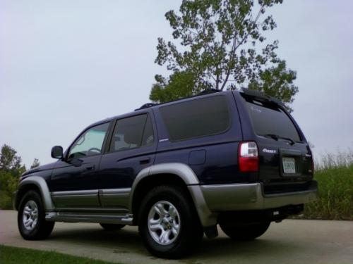 Photo Image Gallery & Touchup Paint: Toyota 4runner in Stellarblue Thundercloud   (KG9)  YEARS: 2001-2002