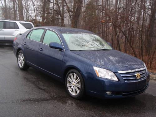 toyota avalon Photo Example of Paint Code 8P4