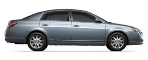 Photo Image Gallery & Touchup Paint: Toyota Avalon in Blue Mirage Metallic  (8R5)  YEARS: 2005-2010