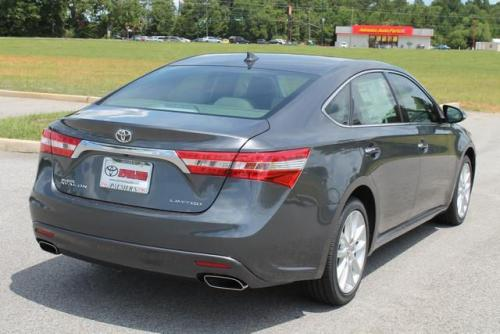 Photo Image Gallery & Touchup Paint: Toyota Avalon in Magnetic Gray Metallic  (1G3)  YEARS: 2013-2017
