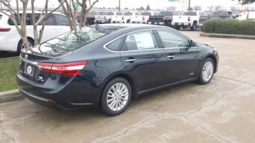 Photo Image Gallery & Touchup Paint: Toyota Avalon in Cosmic Gray Mica  (1H2)  YEARS: 2015-2017