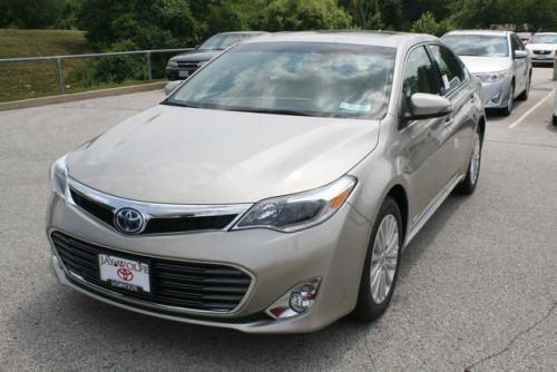 Photo Image Gallery & Touchup Paint: Toyota Avalon in Champagne Mica   (5B2)  YEARS: 2013-2017