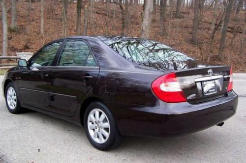 Photo Image Gallery & Touchup Paint: Toyota Camry in Black Walnut Pearl  (3P5)  YEARS: 2002-2004