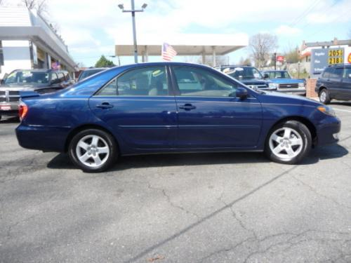 toyota camry Photo Example of Paint Code 8P4