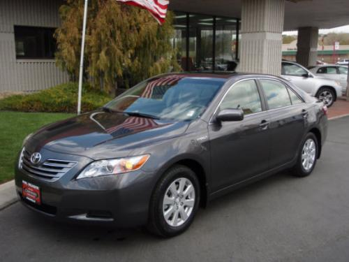 Photo Image Gallery & Touchup Paint: Toyota Camry in Magnetic Gray Metallic  (1G3)  YEARS: 2007-2011