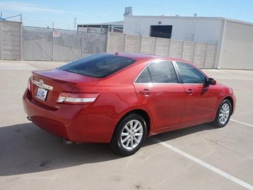 Photo Image Gallery & Touchup Paint: Toyota Camry in Barcelona Red Metallic  (3R3)  YEARS: 2007-2011