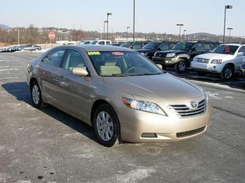 Photo Image Gallery & Touchup Paint: Toyota Camry in Desert Sand Mica  (4Q2)  YEARS: 2007-2009