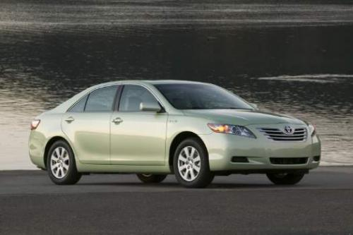 Photo Image Gallery & Touchup Paint: Toyota Camry in Jasper Pearl   (6U6)  YEARS: 2007-2009