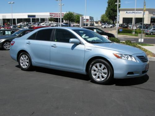 Photo Image Gallery & Touchup Paint: Toyota Camry in Sky Blue Pearl  (8S4)  YEARS: 2008-2009