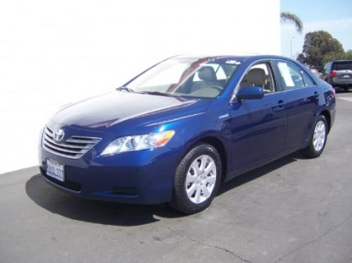 Photo Image Gallery Amp Touchup Paint Toyota Camry In Blue