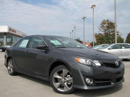 Photo Image Gallery & Touchup Paint: Toyota Camry in Magnetic Gray Metallic  (1G3)  YEARS: 2012-2014